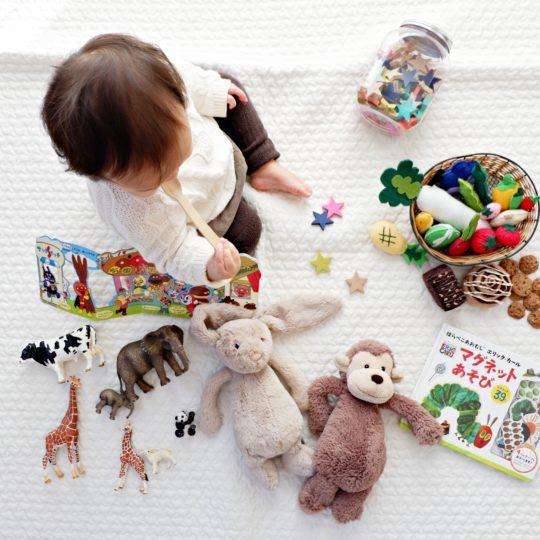 Kako pravilno očistiti dečje igračke i koliko često bi to trebali činiti?