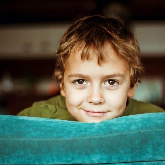 VEŽBE koje smiruju STRAH kod dece
