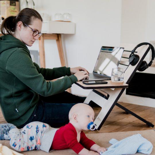 Korisni saveti za mame koje rade od kuće