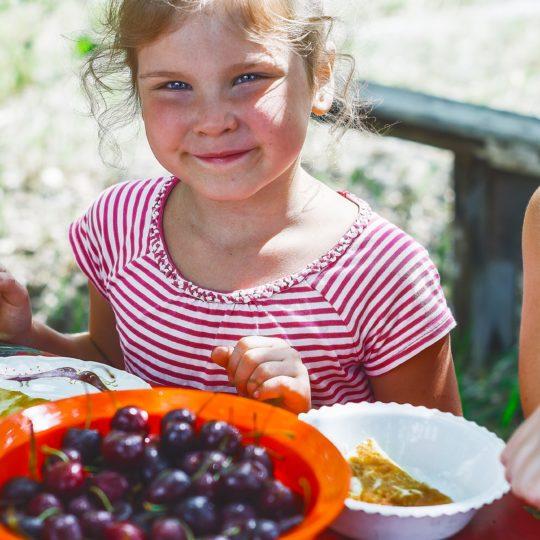 Prednosti organske ishrane dece na njihovo rast i razvoj
